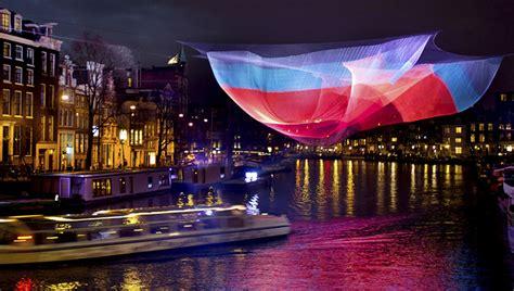 amsterdam light festival boat tour boat trip amsterdam light festival spaces