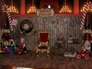 Winter Wonderland Ball Decorations - christmas theme parties and props rick herns productions san francisco bay area