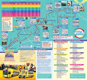 maps update 728409 tourist attractions map in los