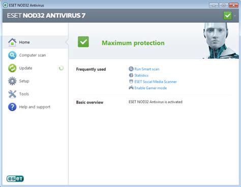 Antivirus Nod eset nod32 antivirus