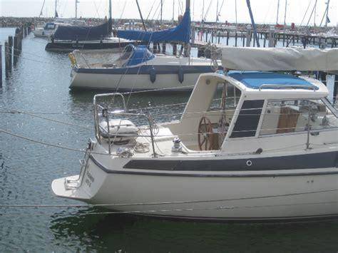 dog house diesel yacht maxi 100 ps powersail bestzustand biebrach yachten