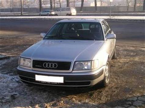 how cars run 1992 audi s4 on board diagnostic system 1992 audi s4 pictures gasoline manual for sale