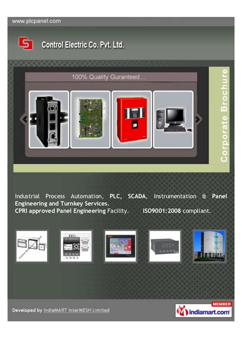 control electric company pvt  noida industrial process automati