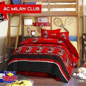 Bedcover Ac Milan detail produk sprei dan bedcover ac milan fataya sprei