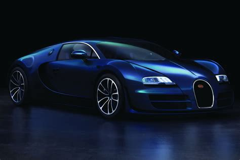 bugatti s veyron 16 4 sport gets the blues
