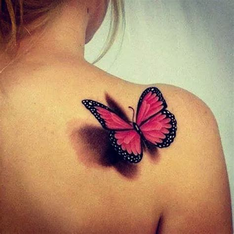 beautiful beautiful tattoos and 3d butterfly tattoo on