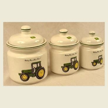 john deere kitchen canisters pinterest the world s catalog of ideas