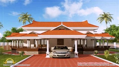 new model house plan in kerala new model house design in kerala youtube