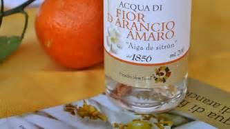 acqua fiori arancio ricetta acqua di fiori di arancio amaro di vallebona