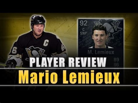 nhl 15 hut legend player review bure vs gretzky youtube nhl 15 hut legend player review mario lemieux youtube