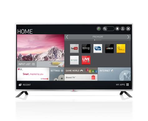 Smart Tv Lg 50 Inch lg 50lb5800 50 inch 1080p smart tv led tv lg canada
