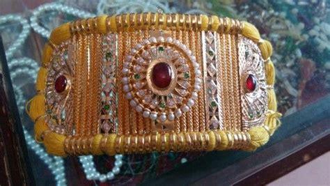 Jodhpuri Bajuband 29 best images about rajputi on silk saree blouse designs circle necklace and jewellery