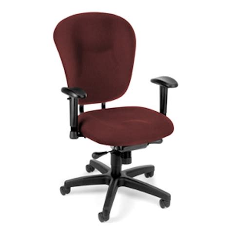 ofm office chair 635 mid back executive computer task chair