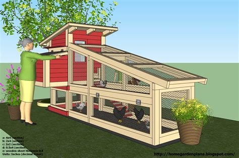 build a home for free home garden plans s100 chicken coop plans construction