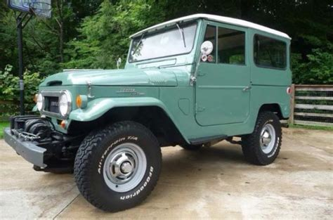 1964 toyota fj40 land cruiser for sale in mckee kentucky
