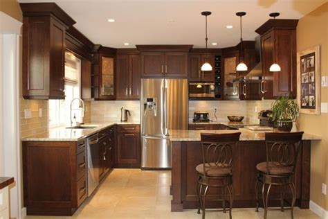 kitchen cabinets north vancouver light ceramic floor darker cabinets light counter tops