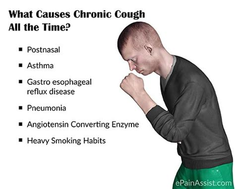 what causes chronic cough treatment home remedies to