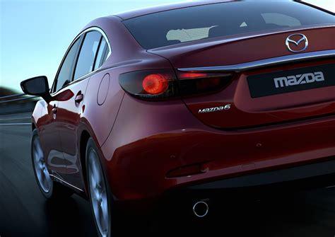 mazda all motors all new mazda 6 finally revealed autoevolution
