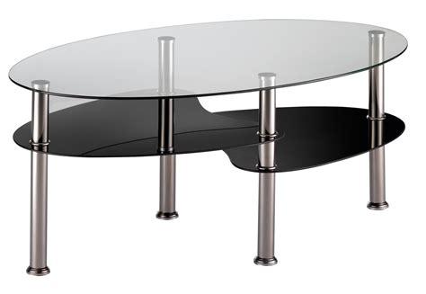 tables basses en verre design table basse design ovale en verre konie tables basses colonnes soldes salon promos