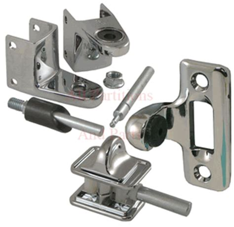 bathroom stall handles mills hardware toilet partition hardware all partitions and parts