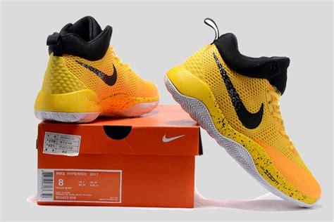 Sepatu Basket Nike Hyperrev nike hyperrev 2017 yellow black men s basketball shoes hoop