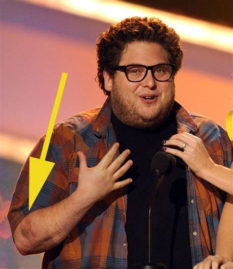jonah hill tattoo jonah hill s arm scar horror story revealed photo