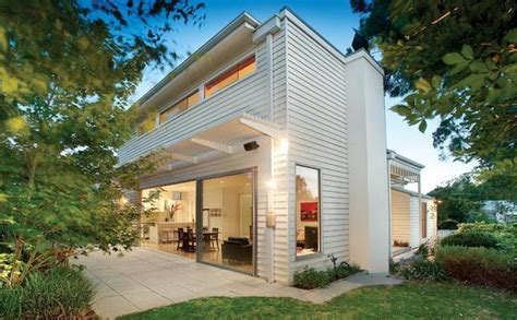 Contemporary Modern Homes by Federation House Hawthorn Federation Architecture