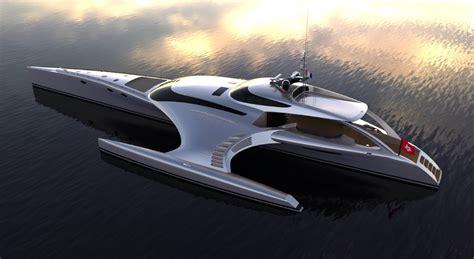 trimaran yacht galaxy adastra superyacht luxury galaxy
