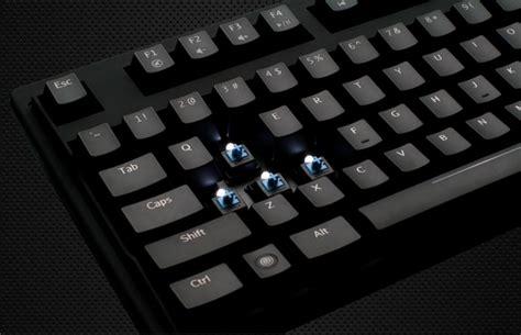 Keyboard Gamingkbtalking Kbt 1008 Black Led max keyboard nighthawk white led mechanical keyboard cherry mx