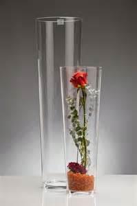 glass vase floor vase flower vase 70 cm glass large high