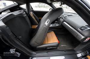How Many Seats In A Porsche Cayman 2014 Porsche Cayman Seat Folded Photo 62 70