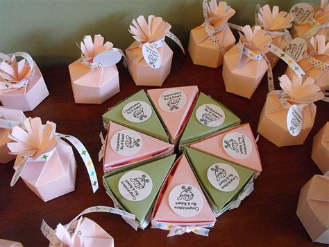 Handmade Baby Shower Favor Ideas - handmade baby shower decorations best baby decoration