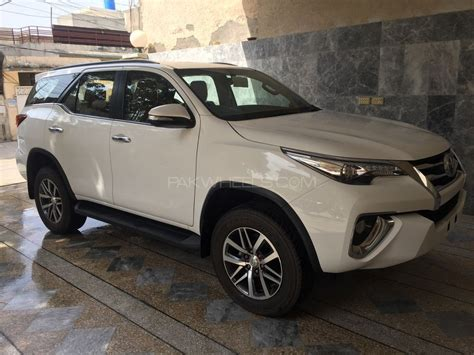 Fortuner Ori Anti Air White toyota fortuner 2017 for sale in lahore pakwheels