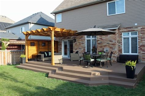 pergola privacy screens pergola and deck extension with privacy screen