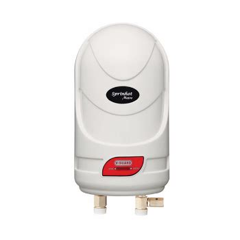 v guard induction heater sprinhot water heater instant water heaters from v guard