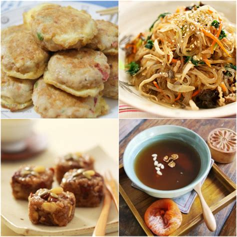 nowhere korean thanksgiving day foods