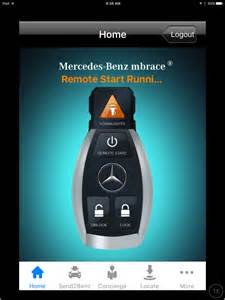 Remote Starter For Mercedes Benzblogger 187 Archiv 187 Remote Start Via Mbrace For