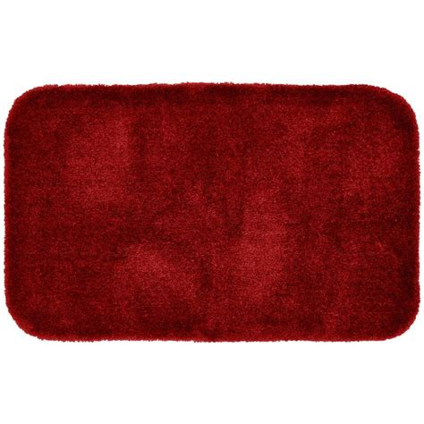 chili pepper rug garland rug finest luxury chili pepper 24 in x 40 in washable bathroom accent rug pre 2440