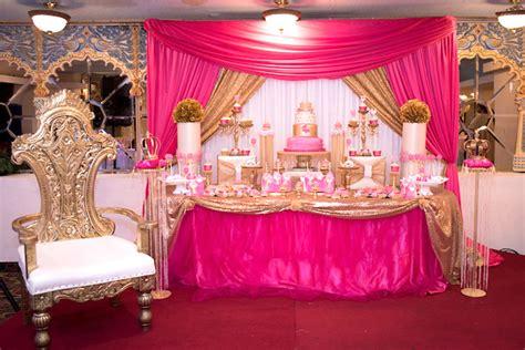 Princess Baby Shower Theme by Kara S Ideas Royal Princess Baby Shower Kara S