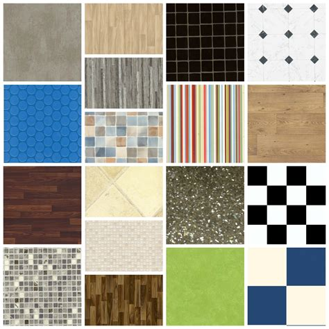 Colorful Bathrooms Vinyl Floor Colorful Vinyl Flooring Cushioned Flooring For