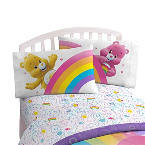 Care Bedding by Care Bears 3 Bedding Set By American Greeting