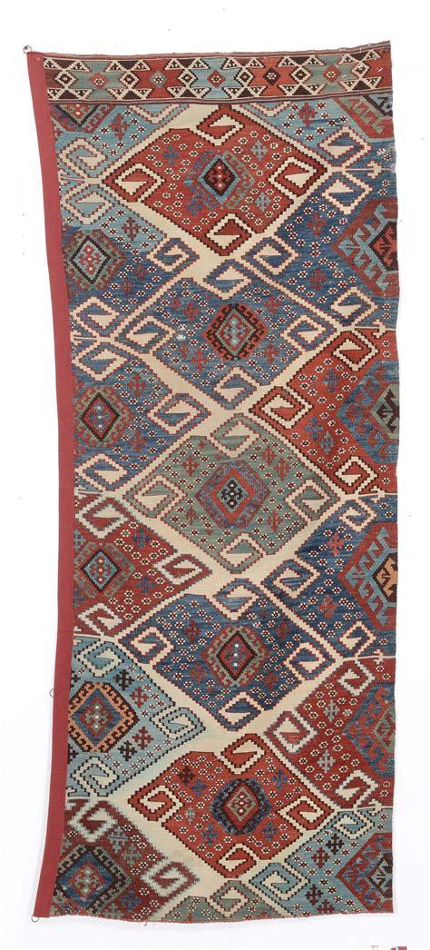 asta tappeti antichi kilim anatolico xix secolo tappeti antichi cambi