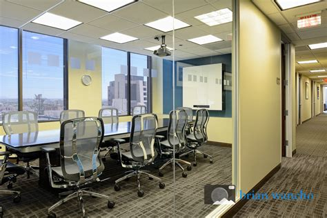architectural photography for regus offices in el paso