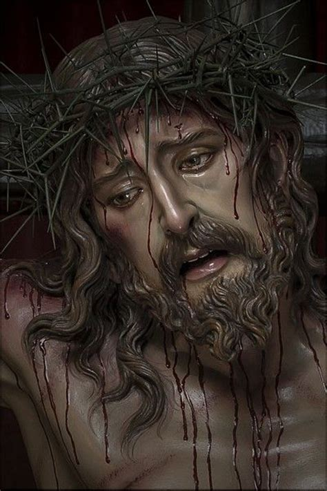 imagenes religiosas llorando noticias rodriguez picon arte cofrade pinterest