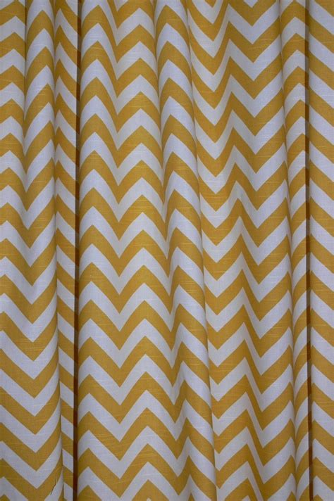 chevron pattern drapes popular 17 yellow chevron curtains for window decorating