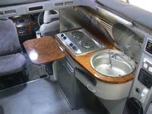 Toaster Coffee Maker Griddle Campervan Interiors Campervans Camping Diy Campervans