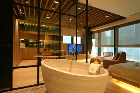 luxury hong kong apartment design  philip liao digsdigs