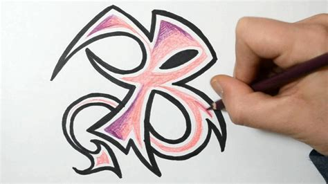 Drawing B C by How To Draw Graffiti Letters B