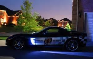 Custom Car Exterior Lighting C6 Corvette Exterior Accessories Parts Trim