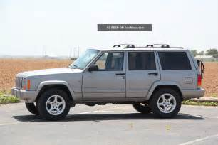 2001 jeep xj 60th anniversary edition